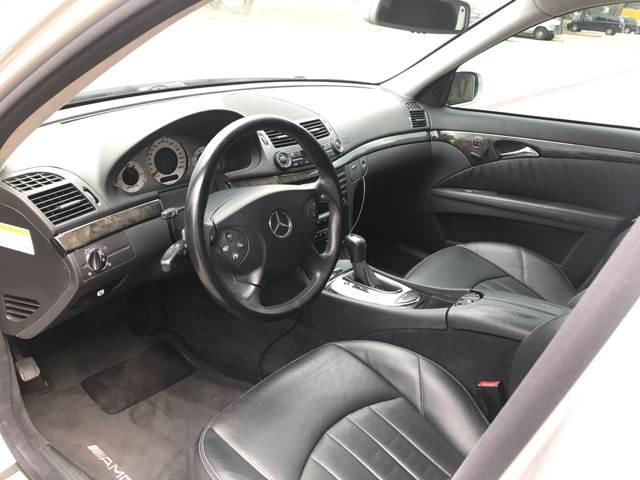 2005 Mercedes-Benz E-Class E 55 AMG 4dr Sedan - Carrollton TX