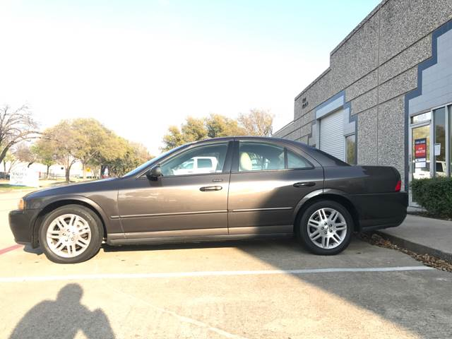 2005 Lincoln LS Sport 4dr Sedan V8 - Carrollton TX