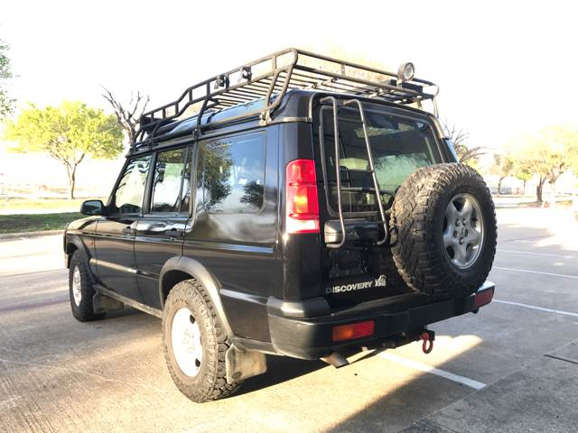 1999 Land Rover Discovery AWD Series II 4dr SUV - Carrollton TX