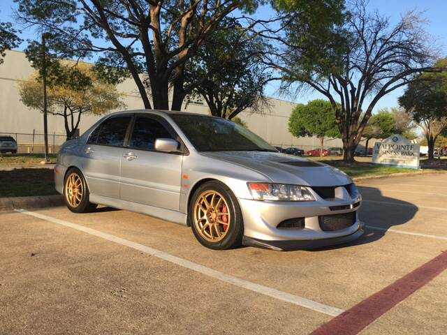 2005 Mitsubishi Lancer Evolution AWD 4dr MR Turbo Sedan - Carrollton TX