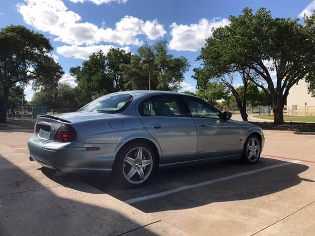 2003 Jaguar S-Type R R 4dr Supercharged Sedan - Carrollton TX