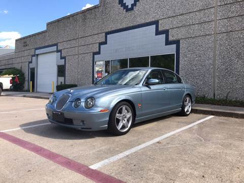 Great 2003 Jaguar S Type R For Sale In Carrollton, TX