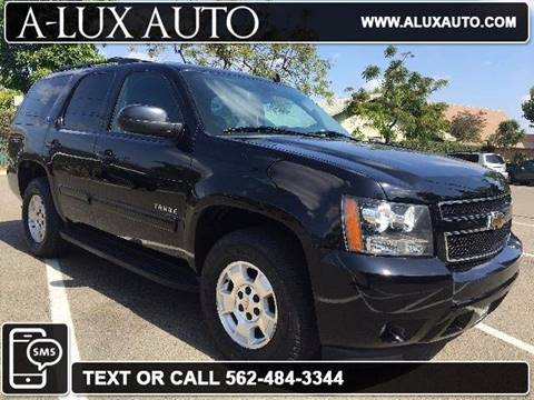 2011 Chevrolet Tahoe for sale in Norwalk CA