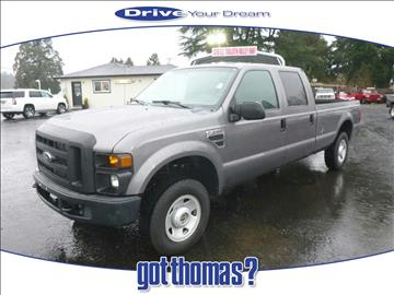 2009 Ford F-250 Super Duty for sale in Hillsboro, OR