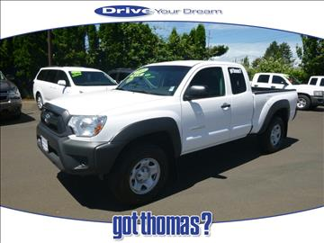 2013 Toyota Tacoma for sale in Hillsboro, OR