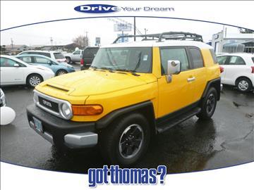 2007 Toyota FJ Cruiser for sale in Hillsboro, OR