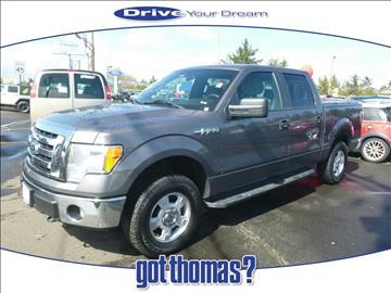 2012 Ford F-150 for sale in Hillsboro, OR