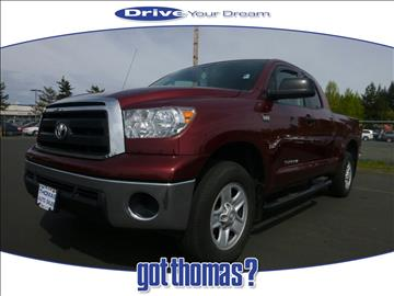 2010 Toyota Tundra for sale in Hillsboro, OR