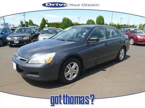 2006 Honda Accord for sale in Hillsboro, OR