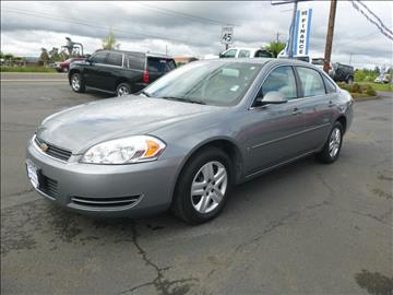2007 Chevrolet Impala for sale in Hillsboro, OR