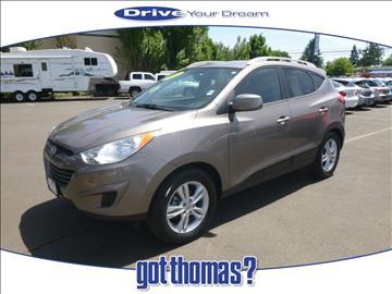2011 Hyundai Tucson for sale in Hillsboro, OR