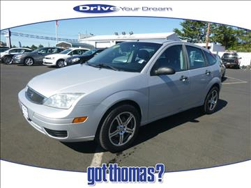 2007 Ford Focus for sale in Hillsboro, OR