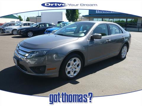 2010 Ford Fusion for sale in Hillsboro, OR