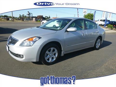 2009 Nissan Altima Hybrid for sale in Hillsboro, OR