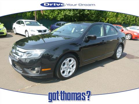 2011 Ford Fusion for sale in Hillsboro, OR