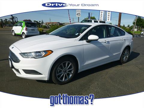 2017 Ford Fusion for sale in Hillsboro, OR
