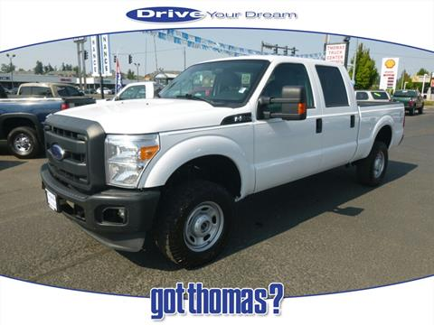 2012 Ford F-350 Super Duty for sale in Hillsboro, OR