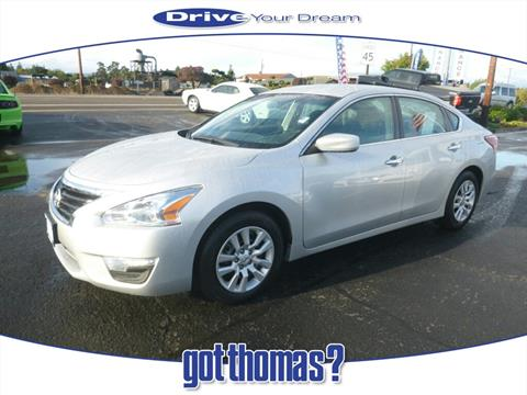 2013 Nissan Altima for sale in Hillsboro, OR
