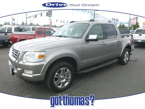 2008 Ford Explorer Sport Trac for sale in Hillsboro, OR