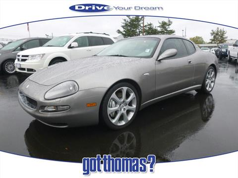 2002 Maserati Coupe for sale in Hillsboro, OR