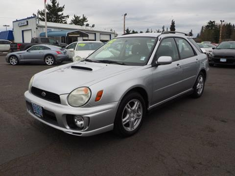 Merveilleux 2002 Subaru Impreza For Sale In Hillsboro, OR