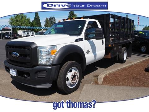 2011 Ford F-450 for sale in Hillsboro, OR