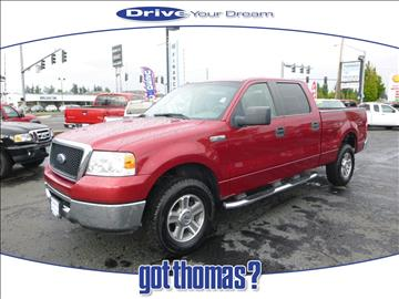 2008 Ford F-150 for sale in Hillsboro, OR