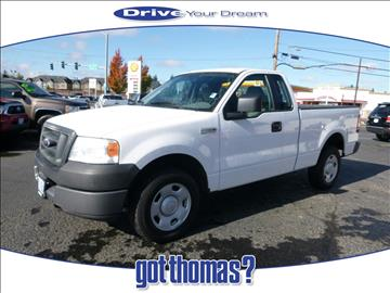 2005 Ford F-150 for sale in Hillsboro, OR