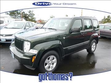 2011 Jeep Liberty for sale in Hillsboro, OR