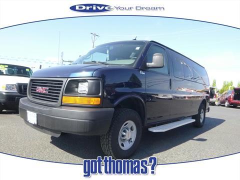 2014 GMC Savana Passenger for sale in Hillsboro, OR