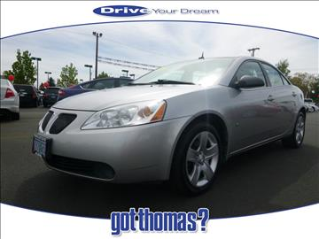 2008 Pontiac G6 for sale in Hillsboro, OR