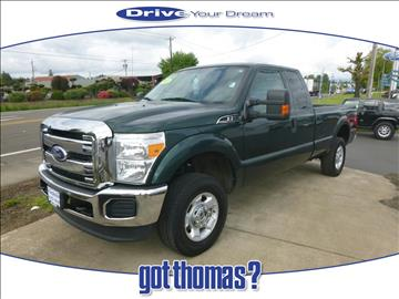 2011 Ford F-250 Super Duty for sale in Hillsboro, OR
