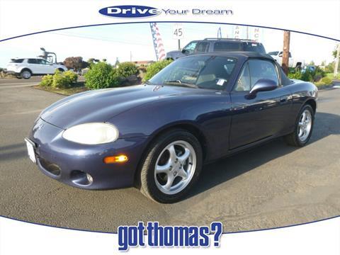 2001 Mazda MX-5 Miata for sale in Hillsboro, OR