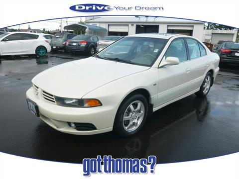 2002 Mitsubishi Galant for sale in Hillsboro, OR