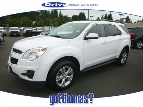 2012 Chevrolet Equinox for sale in Hillsboro, OR