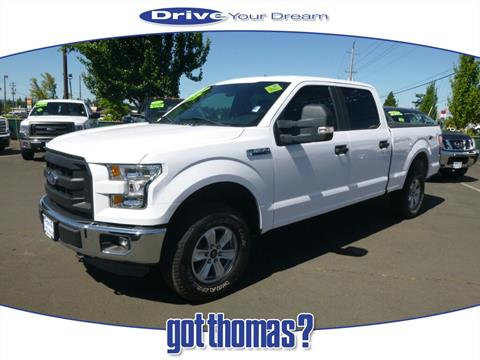 2015 Ford F-150 for sale in Hillsboro, OR