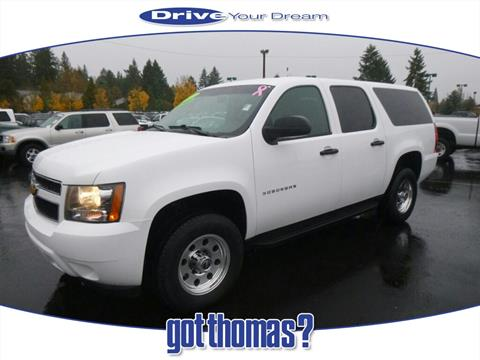 2013 Chevrolet Suburban for sale in Hillsboro, OR