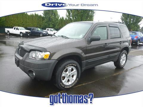 2007 Ford Escape for sale in Hillsboro, OR