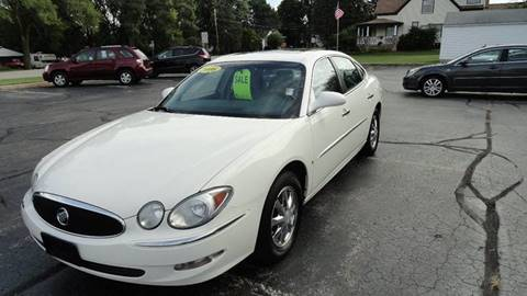 2006 Buick Allure for sale in Reese, MI