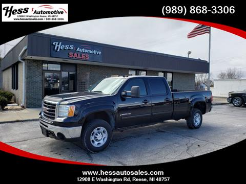 2009 GMC Sierra 3500HD for sale in Reese, MI