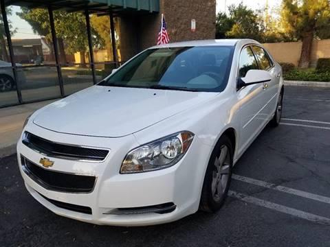2012 Chevrolet Malibu for sale in Riverside, CA