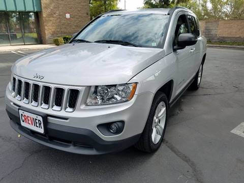 2012 Jeep Compass for sale in Riverside, CA