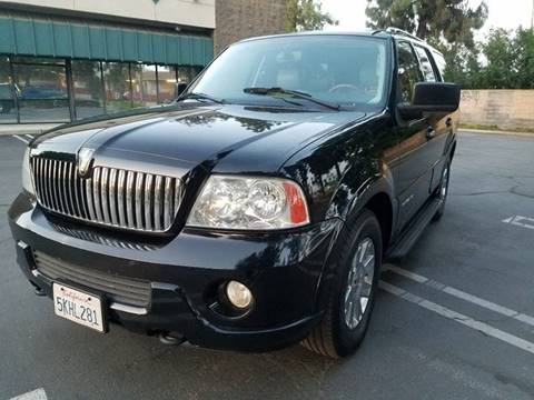 2004 Lincoln Navigator for sale in Riverside, CA