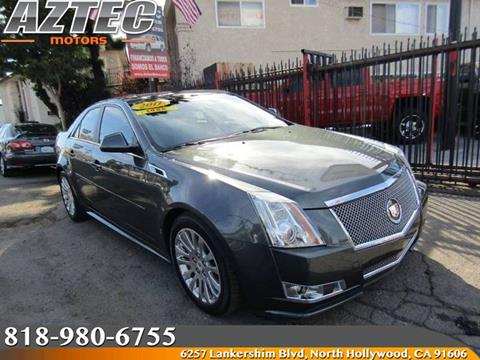 Cadillac for sale in north hollywood ca for Aztec motors north hollywood