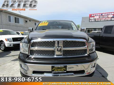 Best used trucks for sale in north hollywood ca for Aztec motors north hollywood