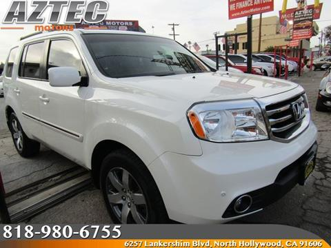 Honda pilot for sale in north hollywood ca for Aztec motors north hollywood