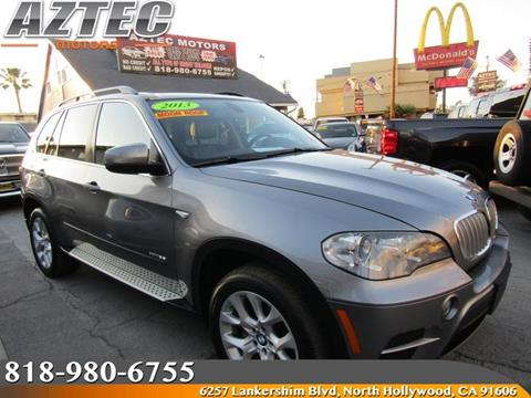 Bmw x5 for sale in north hollywood ca for Aztec motors north hollywood