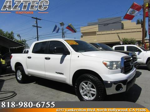 2010 toyota tundra for sale in california for Aztec motors north hollywood