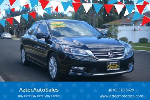 Honda North Hollywood >> Honda Accord For Sale In North Hollywood Ca Aztecautosales
