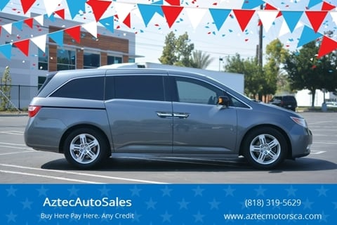 2011 Honda Odyssey for sale in North Hollywood, CA